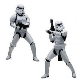 Set 2 Figuras Storm Trooper Artfx+ Star Wars