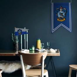 Set Bandera y Banderin Ravenclaw Harry Potter