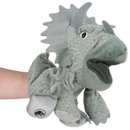 Peluche Marioneta Triceratops Jurassic World 25Cm