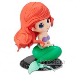 Figura Ariel la Sirenita Disney Q Posket 14Cm