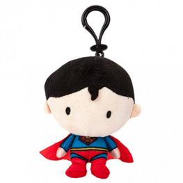 Llavero Chibi Superman Dc Comics