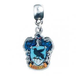Set 4 Colgantes Charm Hogwarts Crest Harry Potter Surtido