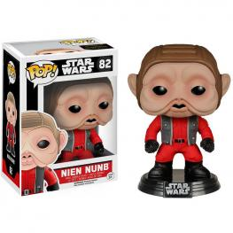 Figura Pop Star Wars Nien Nunb