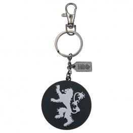 Llavero Metalico Logo Lannister Juego de Tronos