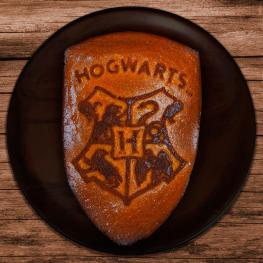 Molde Tarta Silicona Hogwarts Harry Potter