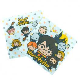 Set Cumpleaños Kawaii Harry Potter