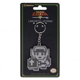 Llavero 8 Bits Link Zelda