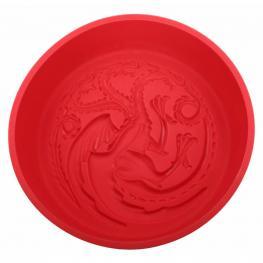 Molde Silicona Logo Targaryen Juego de Tronos