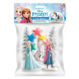 Set Figuras Frozen Disney