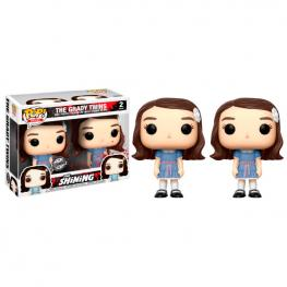Set Figuras Pop The Shining The Grady Twins