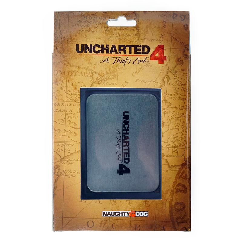 Set Pin Uncharted