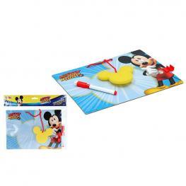 Set Pizarra + Rotulador Mickey Disney