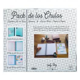 Set Regalo Cuaderno A4 + Tarjeta + Llavero Sueños