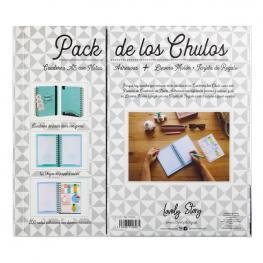 Set Regalo Cuaderno A5 + Tarjeta + Llavero Realistas