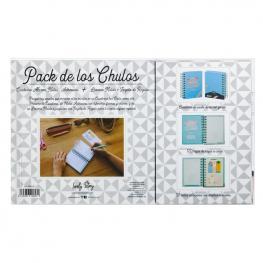 Set Regalo Cuaderno A6 + Tarjeta + Llavero Hoy