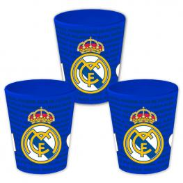 Set Vasos Bambu Real Madrid