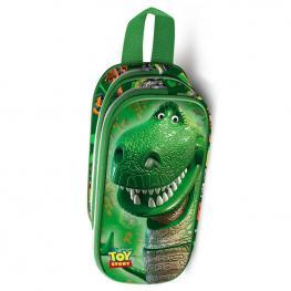 Portatodo 3D Toy Story Rex Disney Pixar Doble