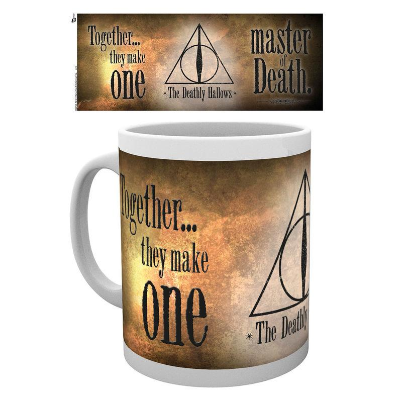 Taza Harry Potter Deathly Hallows