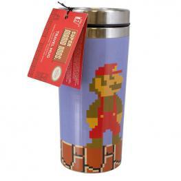 Vaso Viaje Super Mario Nintendo