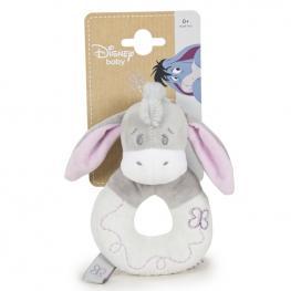 Sonajero Peluche Eeyore Winnie The Pooh Disney Baby Soft