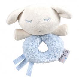 Sonajero Peluche Eileen The Sleep Baby Soft Azul
