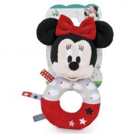 Sonajero Peluche Minnie Disney Baby Soft