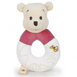 Sonajero Peluche Winnie The Pooh Disney Baby Soft