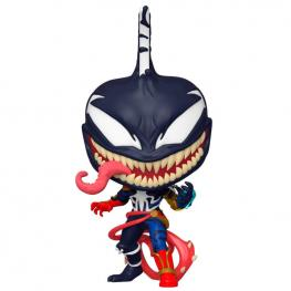 Figura Pop Marvel Max Venom Captain Marvel