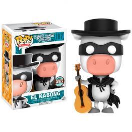 Figura Pop Hanna Barbera el Kabong Exclusive