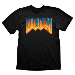 Camiseta Logo Doom