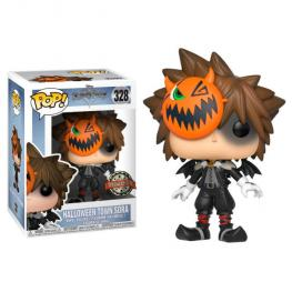 Figura Pop Kingdom Hearts Halloween Town Sora Exclusive
