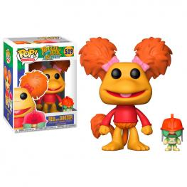 Figura Pop Fraggle Rock Red With Doozer