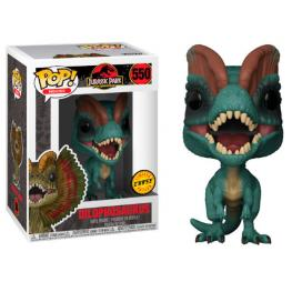 Figura Pop Jurassic Park Dilophosaurus Chase