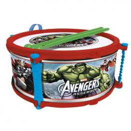 Tambor Vengadores Avengers Marvel