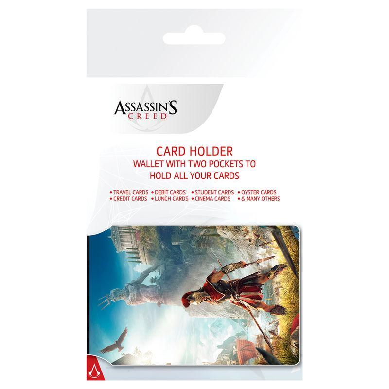 Tarjetero Assassins Creed Odyssey