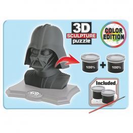 Puzzle 3D Darth Vader Star Wars Color Edition