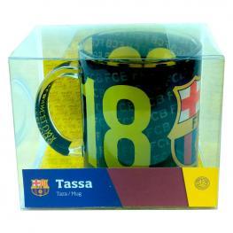 Taza 1899 Fc Barcelona Cristal