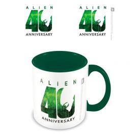 Taza 40 Aniversario Alien
