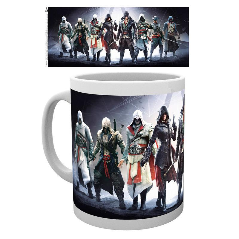 Taza Assassins Creed Assassins
