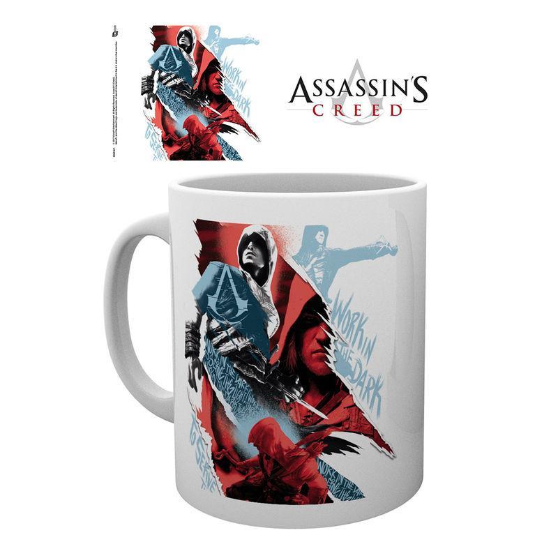 Taza Assassins Creed Compilation 1