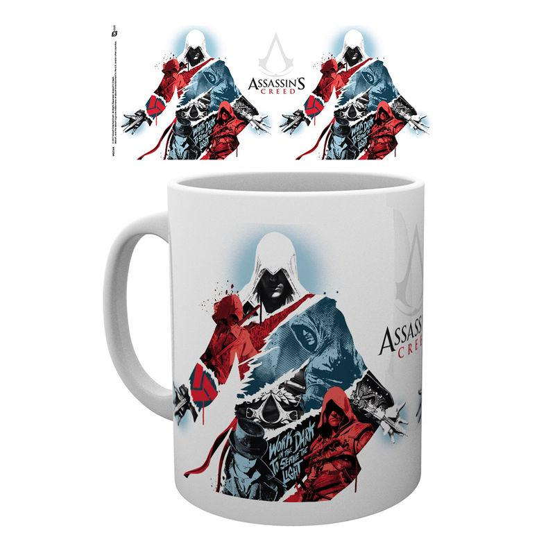 Taza Assassins Creed Compilation 2