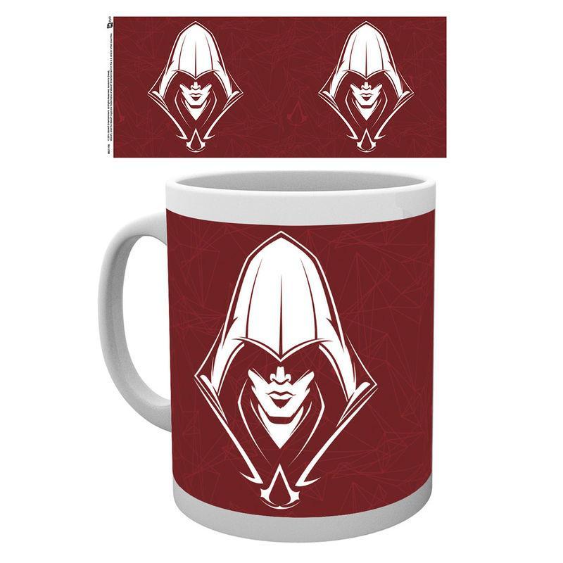 Taza Assassins Creed Hood