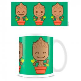 Taza Baby Groot Guardianes de la Galaxia Marvel