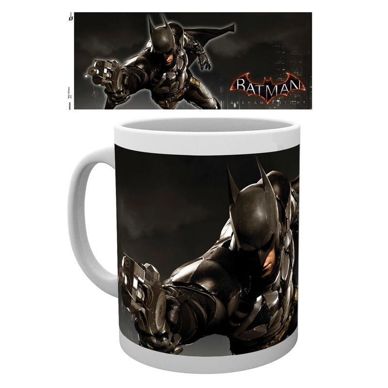 Taza Batman Arkham Knight Batman
