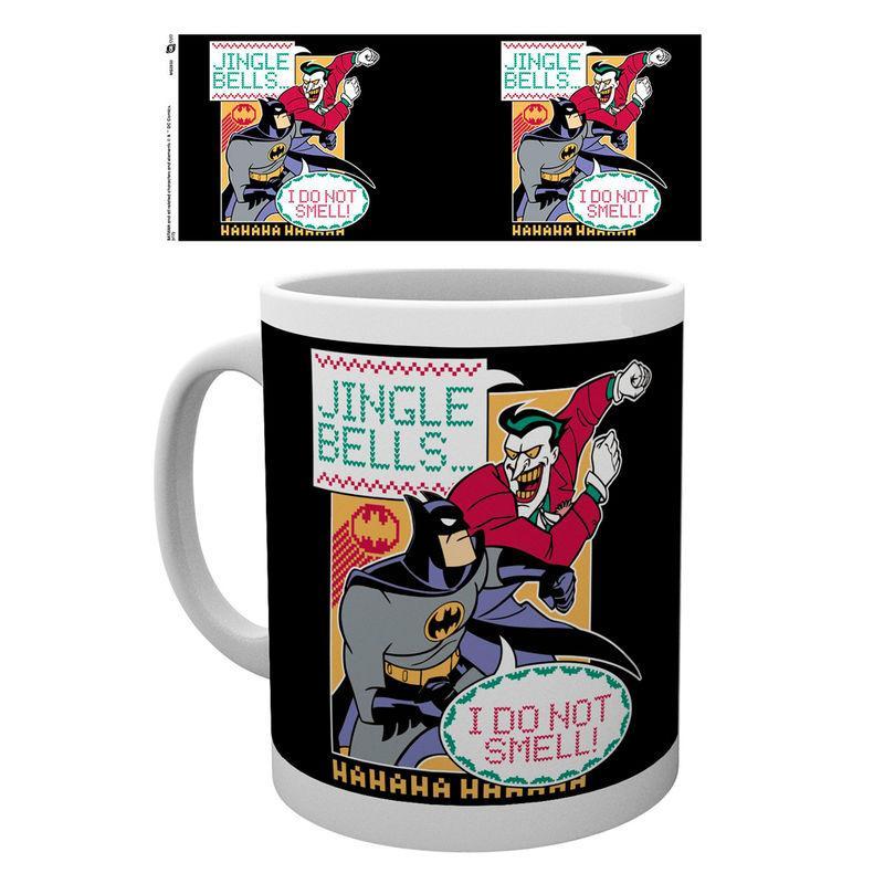 Taza Batman Comics Jingle Bells