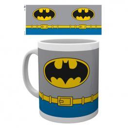 Taza Batman Costume Dc
