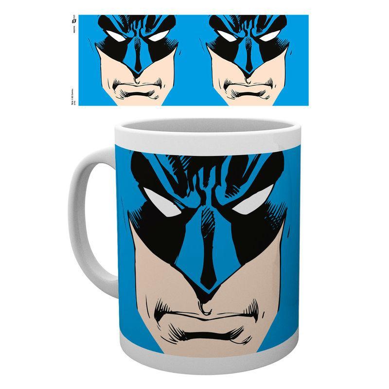 Taza Batman Face Dc