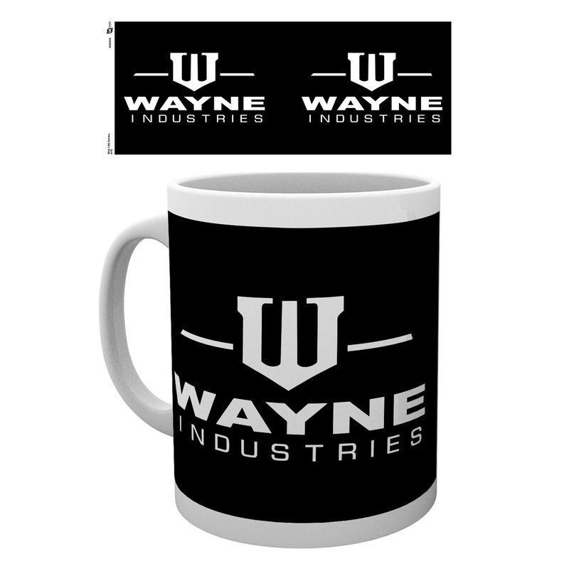 Taza Batman Wayne Dc