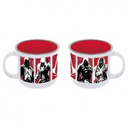 Taza Ceramica Assassins Creed