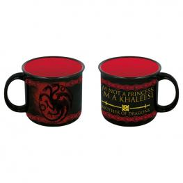 Taza Ceramica Juego de Tronos Targaryen